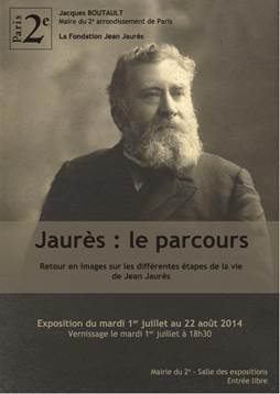 Jean Jaurès : le parcours en mairie du 2e arrondissement