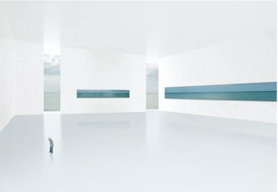 White Cube, Muriel Bordier à la Galerie des Nouvelles Images