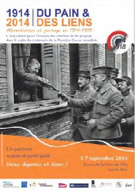 Gares en guerre à la Mairie du 10ième et à la Gare de l'Eest