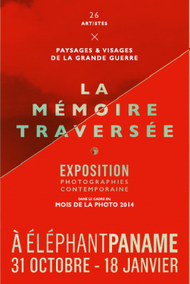 La Mémoire Traversée : paysages et visages de la Grande Guerre à Élephant Paname