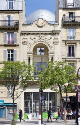 Le nouveau siège de la Fondation Jérôme Seydoux-Pathé ouvre ses portes