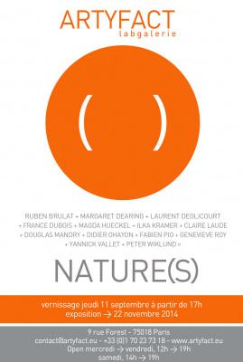 La(b) Galerie Artyfact présente l'exposition Nature(s)