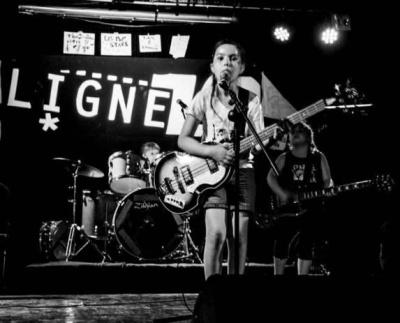 GIRLS ROCK DAY : Stage musical jeunes publics pour la Fête de la musique 2014