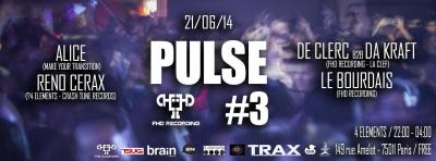 Pulse 3, special fête de la musique