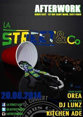 Afterwork : La Street & Co #6