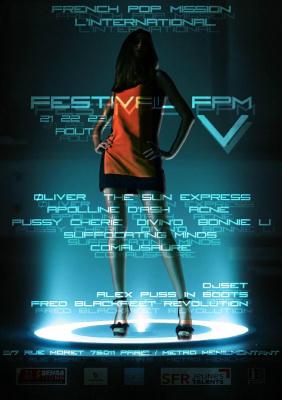 Festival French Pop Mission V: 21, 22 & 23 août à L'International