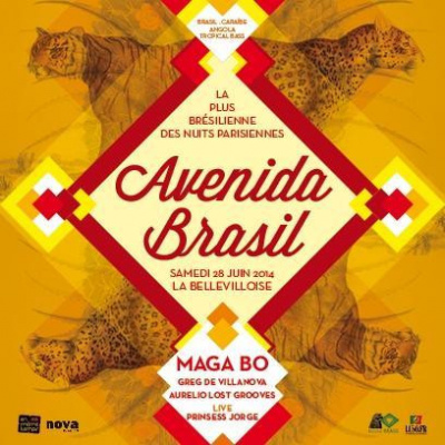 Avenida Brasil #44