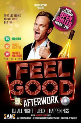 FEELGOOD - Afterwork