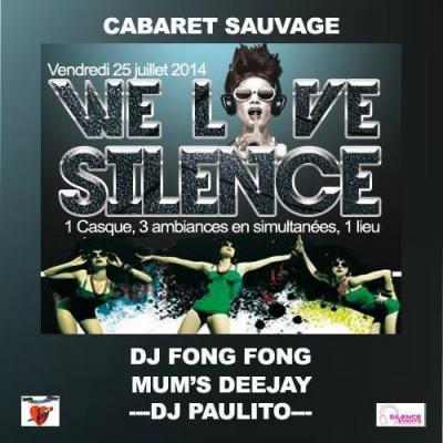 WE LOVE SILENCE PARTY III
