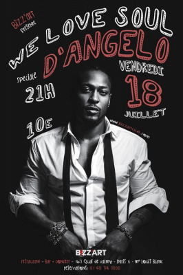 WE LOVE SOUL Spéciale d'Angelo