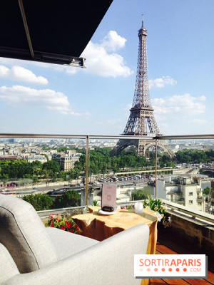 Le Shangri-La Rooftop Lounge