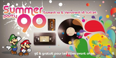 Summer Party 90