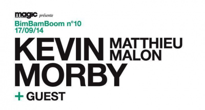 BIM BAM BOOM #10 : KEVIN MORBY + MATTHIEU MALON + WOODEN WAND