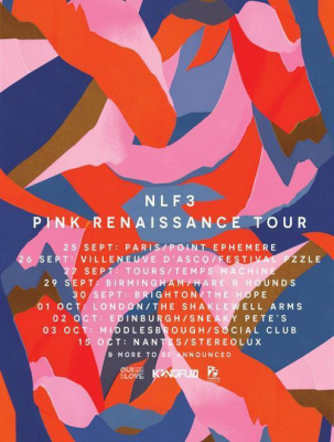 NLF3 – PINK RENAISSANCE RELEASE PARTY