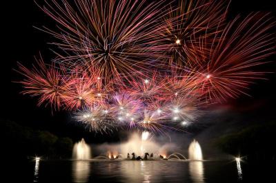 Les Grandes Eaux Nocturnes de Versailles