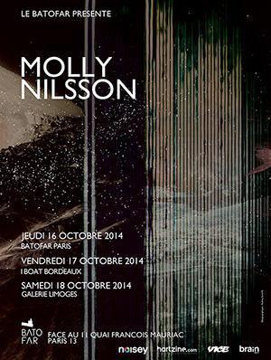 MOLLY NILSSON   GUEST @ BATOFAR