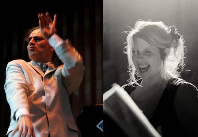 Jazzaudehore | Fabrice Eulry meets Emilie Hédou