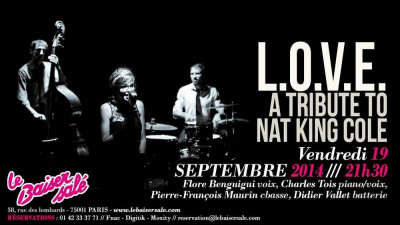 L.O.V.E. A TRIBUTE TO NAT KING COLE