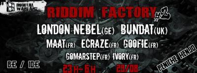 Riddim Factory #2