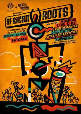 MAWIMBI x THE DJOON EXPERIENCE PRÉSENTENT ? AFRICAN ROOTS ?  MINI FESTIVAL GRATUIT