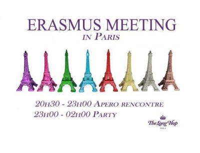 Erasmus Meeting in Paris