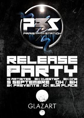 Paris Bass Station Release Party