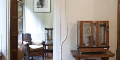 Les trésors du Musée Curie