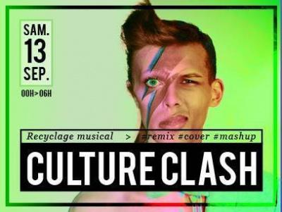 Culture Clash #3 club