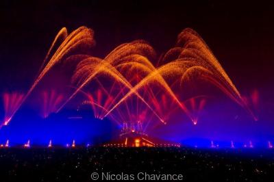 Le Grand Feu d'artifice de Saint-Cloud 2015