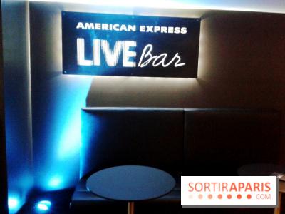 American Express Live Bar
