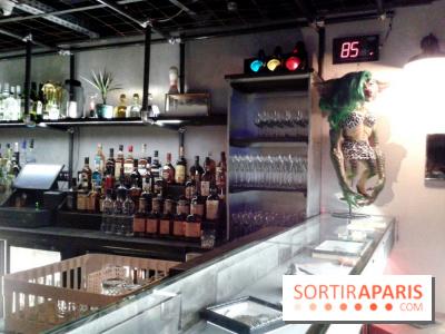 La maison sage ouvre ses portes paris for Bar la piscine paris 18