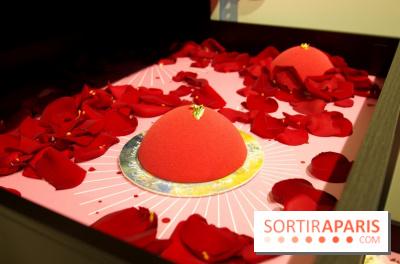 Saint Valentin 2017 by Lenôtre