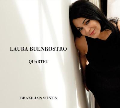 Laura Buenrostro Quartet : Brazilian Songs en Hommage à Elis Regina