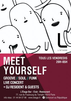 MEET YOURSELF #24