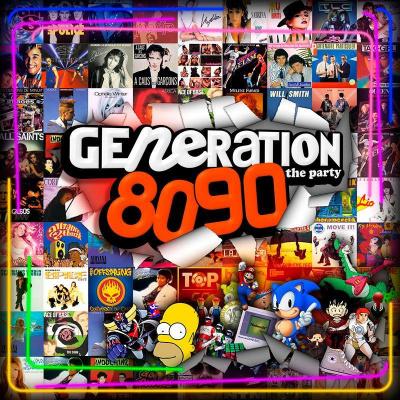 Génération 80-90 retourne le Bataclan (Date unique)