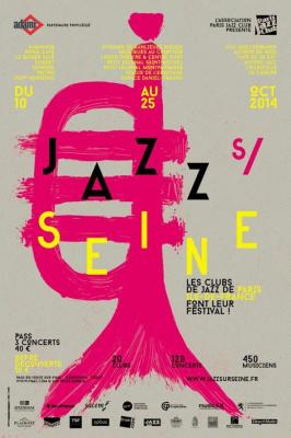 JAZZ SUR SEINE 2014: SOIRÉE SHOWCASE