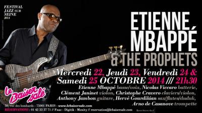 Etienne MBAPPÉ & THE PROPHETS