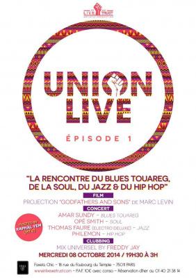 UNION LIVE Ep. 1
