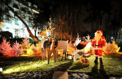 Noël au Trianon Palace