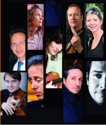 L'ENSEMBLE PHILEAS joue les sextuors de Brahms