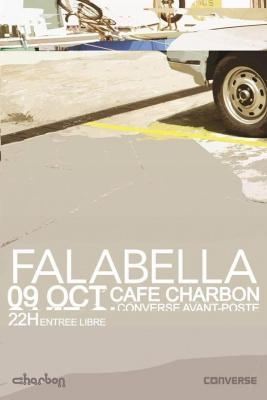 Converse Avant-Poste : Falabella