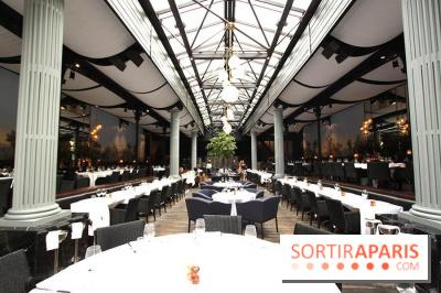 La Gare, le Restaurant-Café de Paris