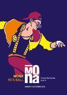 MONA 90'S BALL