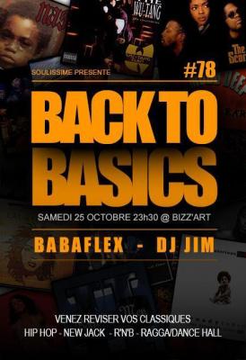 Soirée Back to Basics
