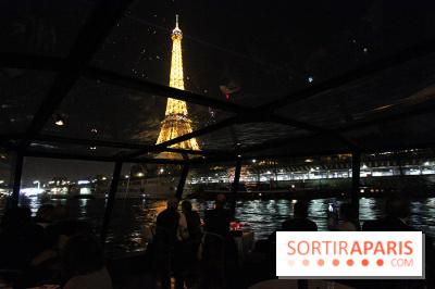 Dîner-croisière Marina de Paris