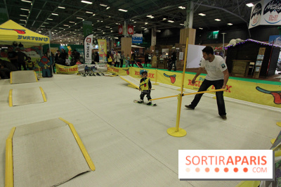 Kidexpo 2014, le salon des enfants à Paris