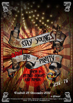 Stay Young and Die Pretty #7