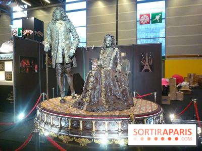 Le Salon du Chocolat 2014 : Leonidas