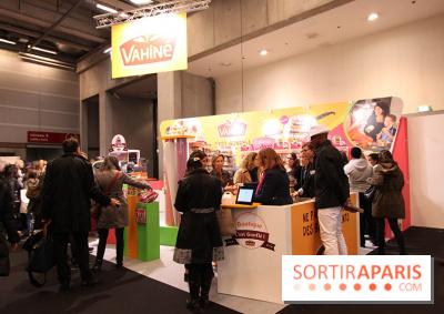 Le Salon du Chocolat 2014 : Vahiné