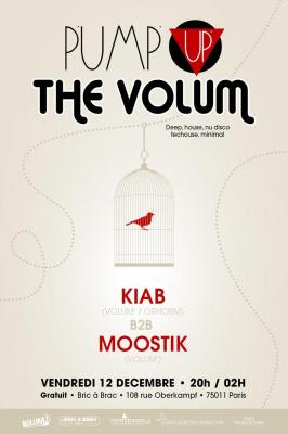 Pump Up The Volum' (décembre)